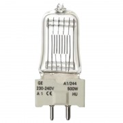 General Electric GY9.5 230V 500W A1 244 raylight lamp