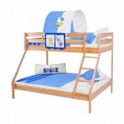 Dečiji krevet na sprat Maxim Natur Space