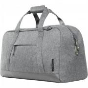 Incase EO Duffel - сак за пътуване с отделение за MacBook Pro 15 и лаптоти до 15.4 инча (сив)