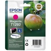 Epson T1293 Tintapatron Stylus SX420W, SX425W, SX525WD nyomtatókhoz, EPSON vörös, 7ml Eredeti kellékanyag