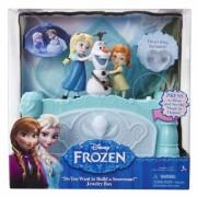 Frozen Cutie de bijuterii muzicala cu inel 88516