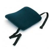 SISSEL® BACK Cuscino Lombare per auto e sedie con federa in Velour Blu
