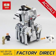 Generic Lepin 05126 620Pcs Genuine Star Plan Series The First Order Scout Walker Set 75177 Building Blocks Bricks Educational Toys Gifts