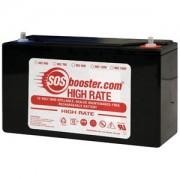 Batteri 1600 Amp Attack 7750
