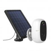 Telecamera a batteria con pannello solare 1080p
