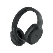 Sony Auriculares Bluetooth SONY MDR-RF895RK (Over ear - Micrófono - Atiende llamadas - Negro)