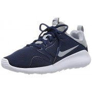 Nike Men s Kaishi 2.0 Running Shoe Midnight Navy/Wolf Grey-white 8.5 D(M) US