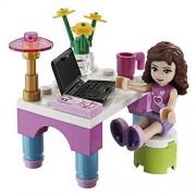 LEGO Friends Set #30102 Olivias Desk