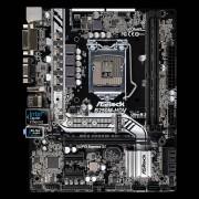 ASRock B250M-HDV Intel B250 LGA 1151 (Socket H4) Micro ATX motherboard