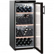 Liebherr Wkb 3212 Vinothek Frigo Cantina 164 Bottiglie Classe A Colore Nero