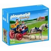 Trasura cu cai Pony Farm Playmobil