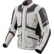 Revit Neputune 2 Gore-Tex Motorcycle Textile Jacket Black Silver XL