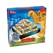 Tactic Lion Guard, 3D Snakes & Ladders