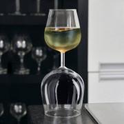 MikaMax Omkeerbaar Wijnglas - Rood/Wit