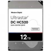"HDD 12TB WD Ultrastar DC HC520 3.5"" SAS 7200rpm 256MB (5 years warranty)"