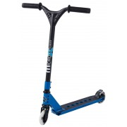 scuter Micro MX Trixx albastru + picioare
