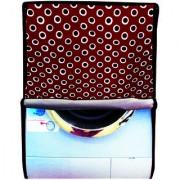 Glassiano Dustproof And Waterproof Washing Machine Cover For Front Load 7KG_Samsung_WF602U0BHSD_Sams11