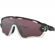 Oakley Jawbreaker Sunglasses - Matte Black/Prizm Road Black