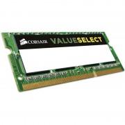 Memorie laptop Corsair ValueSelect 8GB DDR3 1333 MHz CL9