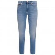 Tommy Jeans Jeans Skinny Donna Nora Ankle, Taglia: 33, Per adulto Donna, Blu, DW0DW07512-1A5