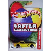 HOT WHEELS EASTER EGGSCLUSIVES YELLOW '08 DODGE VIPER SRT10 ACR