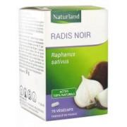 Naturland Radis Noir 75 Végécaps - Boîte plastique 75 végécaps