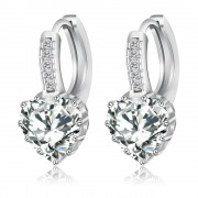 Platinum Plated Fashion Earring for Girls Latest Designer Fashion Jewellery online
