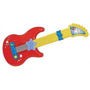 Simba Abc - Baby Guitar With Light And Sound, Multi Color