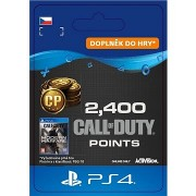 Call of Duty: Modern Warfare Points - 2,400 Points - PS4 HU Digital