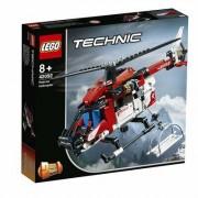 Lego Klocki LEGO Technic Helikopter ratunkowy (42092)