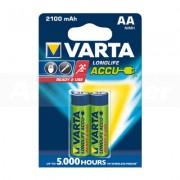 Baterije Varta R6 AA punjiva 2100mAh B2