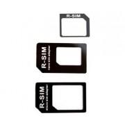 Xqisit Nano/Micro SIM Adapter 3 to 1