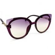 PREVIO Cat-eye Sunglasses(Pink)