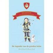 Brandee het brandweermeisje: De legende van de gouden helm - Sharon Wünsch