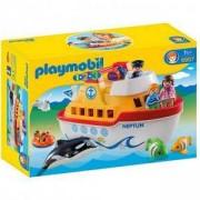 Комплект Плеймобил 6957- Преносим кораб, Playmobil, 291233