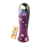 Japonská panenka Kokeshi Hananomichi 19,5 cm