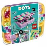 Конструктор Лего Дотс - Кутия за бижута - LEGO DOTS, 41915