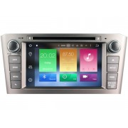 """Autoradio Android Toyota Avensis T25 2003-2009 2 DIN 7"""" HD GPS"""