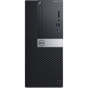 Dell Optiplex 7070 MT PC, i7-9700 3.0GHz, 8GB RAM, 256GB SSD, Intel HD graphics, Win 10 Pro