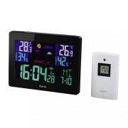 Hama EWS 1400 időjárásállomás Black 136259