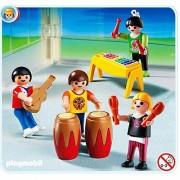 Playmobil 4329 - Enfants Et Instruments De Musique