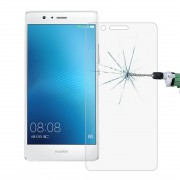 2 PCS Huawei P9 Lite 0.26mm 9H Surface Hardness 2.5D Explosion-proof Tempered Glass Screen Film