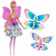 Papusa Zana Barbie Dreamtopia Zana Zburatoare
