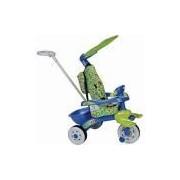 Triciclo Magic Toys Super Trike Cebolinha 3 Posições