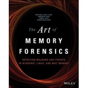 The Art of Memory Forensics: Detecting Malware and Threats in Windows, Linux, and Mac Memory, Paperback/Michael Hale Ligh