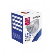 Avide Spot COB GU10 5W 6400K 420lm LED szpot izzó 3év gar.