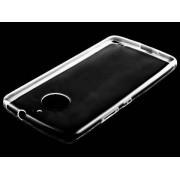 Ultra Thin Gel Case for Motorola Moto E4 - Motorola Soft Cover (Clear)