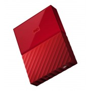 """Dysk zewnętrzny WD 2.5"""" My Passport WDBYFT0040BRD-WESN 4 TB USB 3.0"""