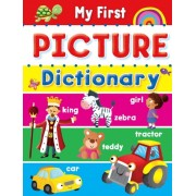 My First Picture Dictionary (Padded)