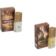 Skyedventures Set of 2 Sandel 20ml-Romantic moment 20 ml Perfume